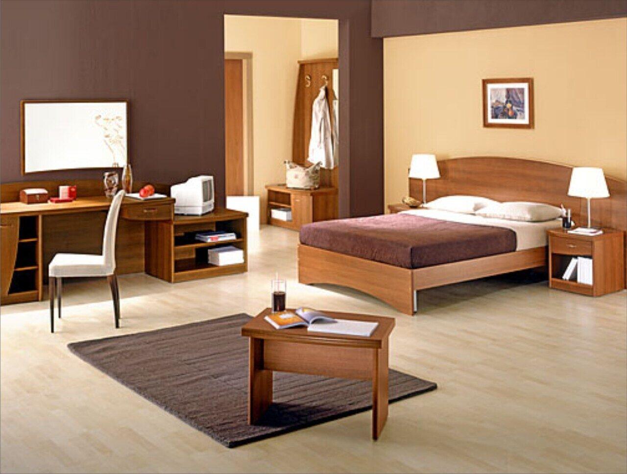 Мебель для гостиничного номера Сильвия