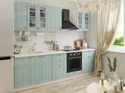 Кухня Прованс голубой
